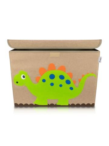 Lifeney Aufbewahrungsbox Dino, 51 x 36 x 36 cm