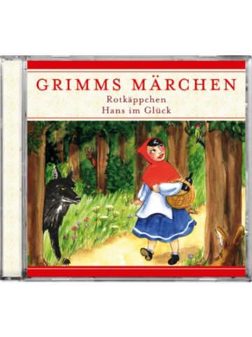 KIDDINX CD Grimms Märchen Rotkäppchen / Hans im Glück