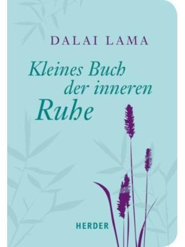 Herder Freiburg Kleines Buch der inneren Ruhe