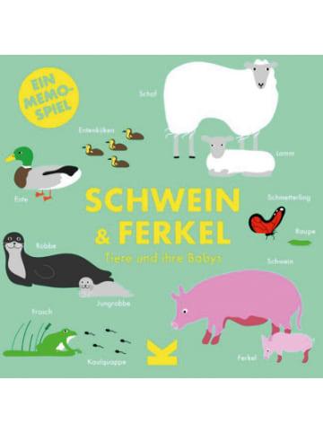 Laurence King Verlag Schwein & Ferkel (Kinderspiel)