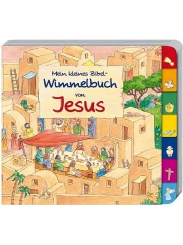 Butzon & Bercker Mein kleines Bibel-Wimmelbuch von Jesus