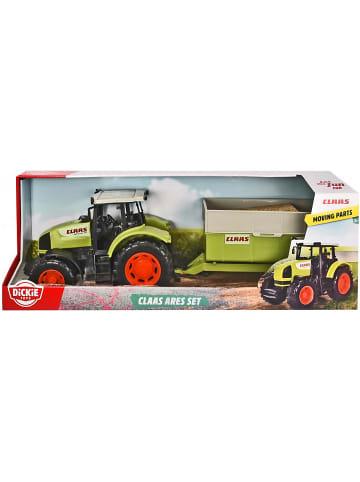 Dickie Traktor CLAAS Ares Set - mit Kipper, 57 cm