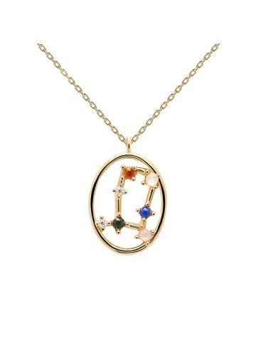 """PDPAOLA Halskette """"Sternzeichen Zwillinge"""" in Gold"""