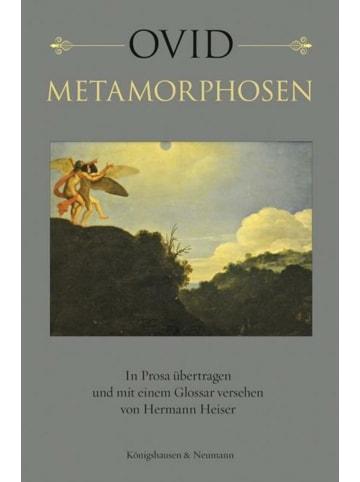 Königshausen & Neumann Metamorphosen