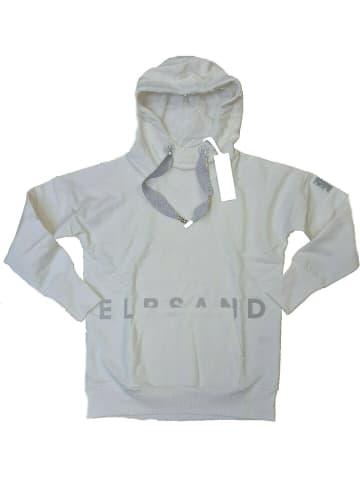 ELBSAND Hoodie ES_Lysa in Weiß