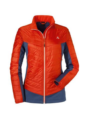 Schöffel Jacke Ins. Jacket Annapol in Orange