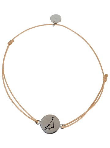 "Possum Armband ""Steinbock"" 925 Sterling Silber in Silber rhodiniert"