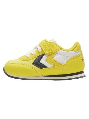 Hummel Sneakers Low Reflex Infant in MAIZE