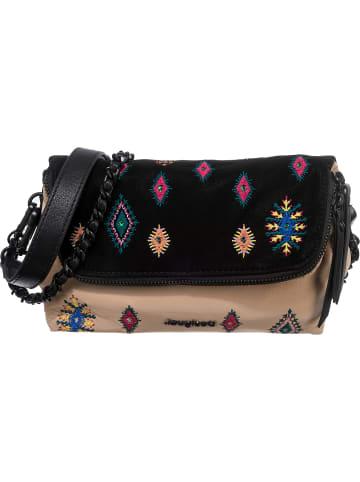 Desigual Fabric Across Body Bag Umhängetasche