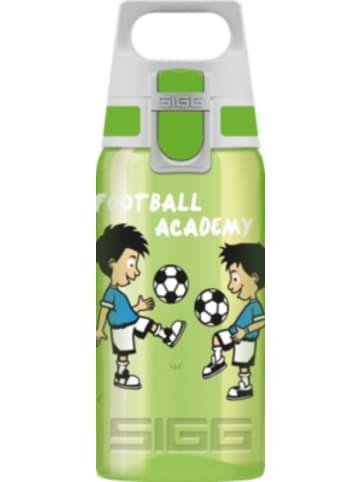 SIGG EXKLUSIV Trinkflasche VIVA ONE Football School, 500 ml