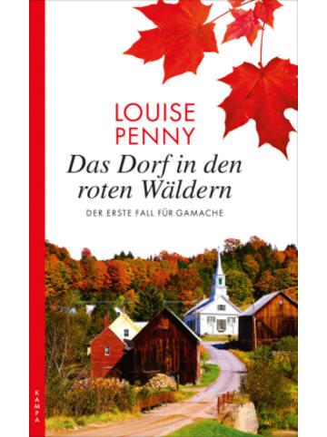 Kampa Verlag Das Dorf in den roten Wäldern