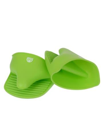 GRÄWE Silikon-Topfhandschuhe 2er Set in grün
