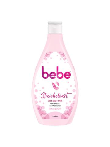 "Bebe Body Milk ""Soft"" – 400ml"
