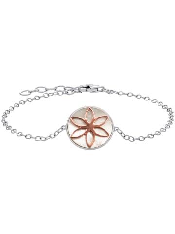 Julie Julsen Armband Lebensblume Silber