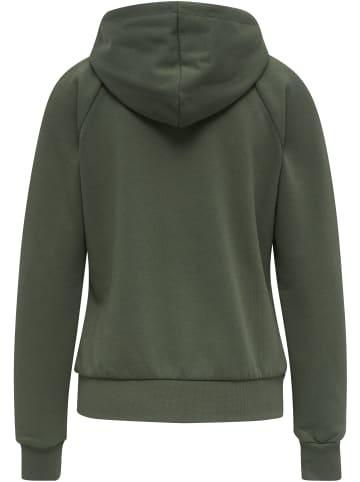 Hummel Sweatshirts & Hoodies Hmlnoni Hoodie in BEETLE