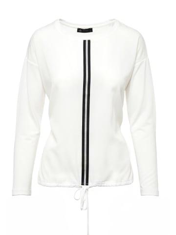 Decay Langarmshirt in Weiß