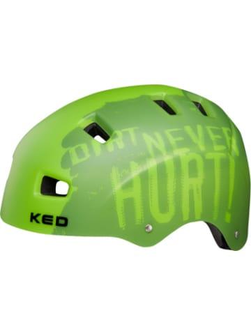 KED Fahrradhelm 5Forty , grün
