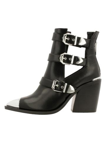 Supertrash Ankle boot/Bootie in Schwarz