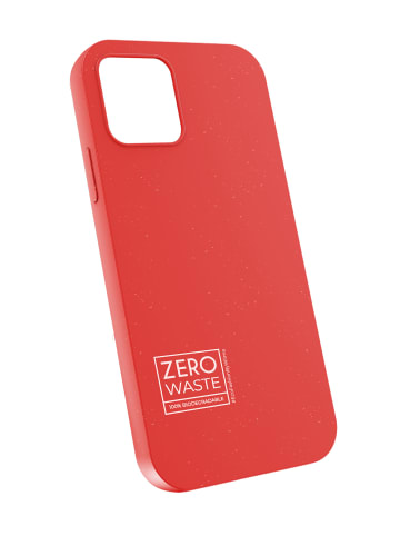 Eco Fashion by Wilma Handyhülle Essential green | iPhone 12 Mini in red