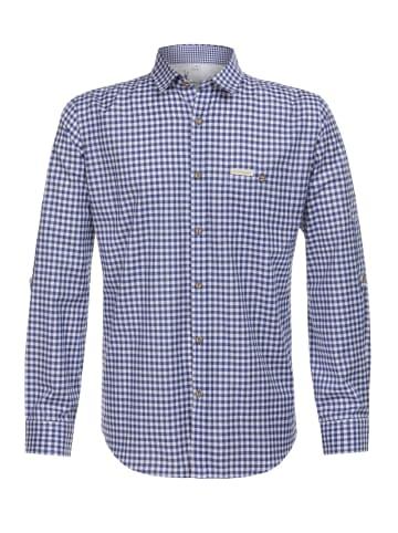"Stockerpoint Hemd ""Campos 3"" in blau"