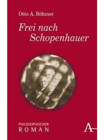 Alber Zoran Frei nach Schopenhauer | Philosophischer Roman