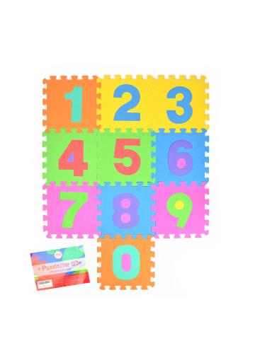 "Pink Papaya Puzzlematte "" Puzzlestar 123 "" in bunt"