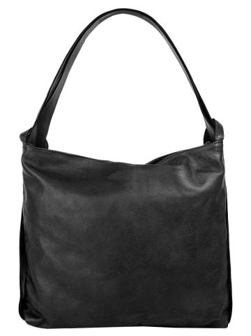 Forty degrees Rucksack-Shopper in schwarz