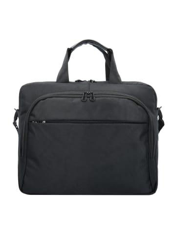 D&N Easy Business Laptoptasche 42 cm Laptopfach in schwarz