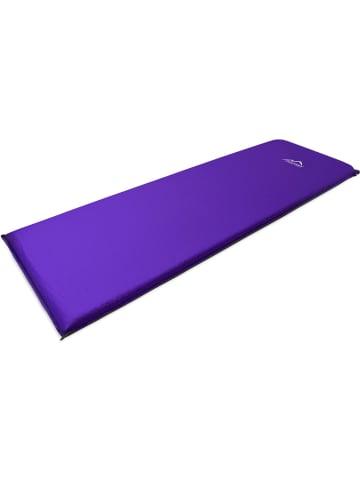 Normani Selbstaufblasende Luftmatratze InFlat VI in Violett