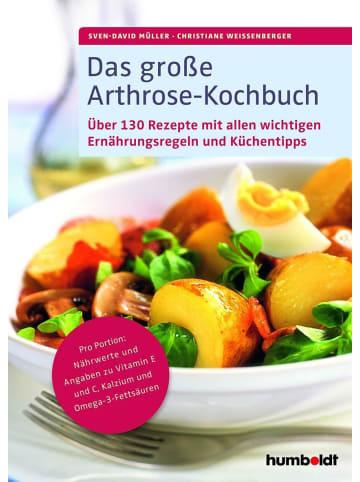 Humboldt Hannover Das große Arthrose-Kochbuch | Über 130 Rezepte mit allen wichtigen...