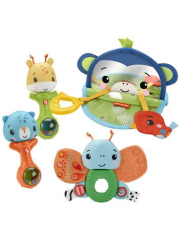 Mattel Fisher-Price Sinne Entdecken Babyspielzeug, Geschenkset
