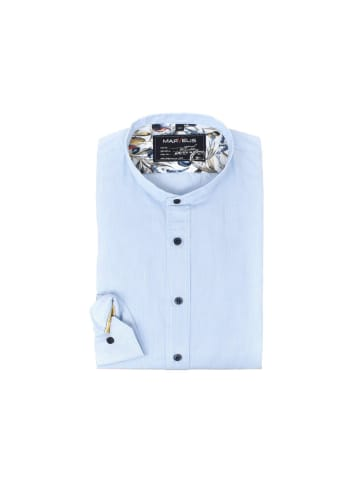 MARVELIS Unterhemden in blau