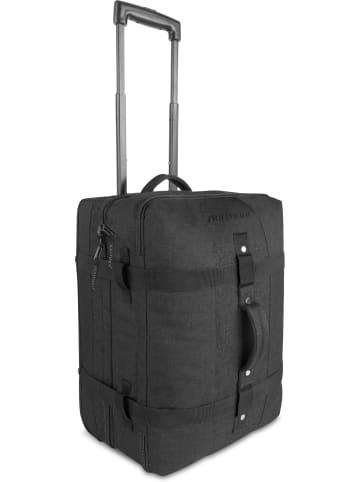 Normani Reisetasche mit Handgepäckmaß Aurori 45 in Schwarz