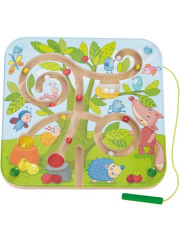 Haba 301057 Magnetspiel Baumlabyrinth