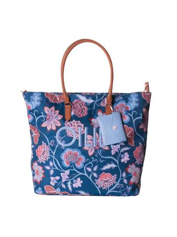 Oilily Royal Sits Shopper Tasche 35 cm in ensign blue