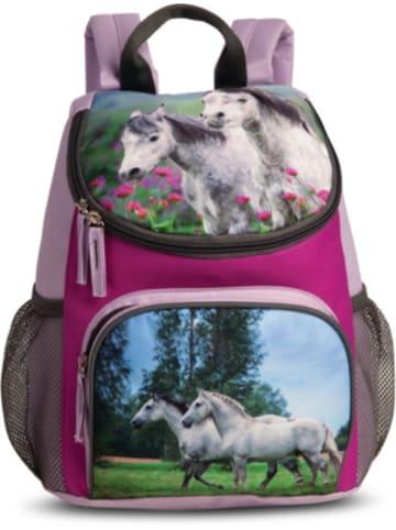 Fabrizio Kinderrucksack Pferde