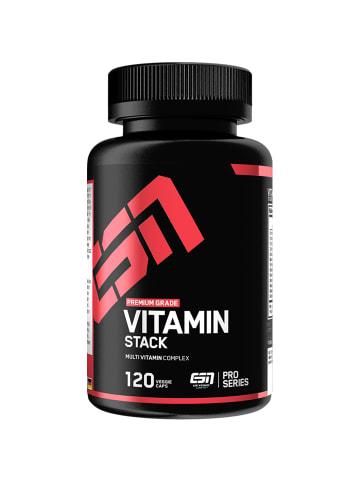 ESN Kapseln Vitamin Stack (120 Kapseln) in bunt