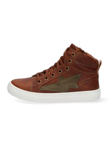 Braqeez Sneaker Sneaker Diggy Day in braun