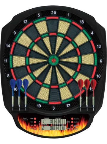 Carromco Elektronik Dart Fire-301, 3-Loch Abstand