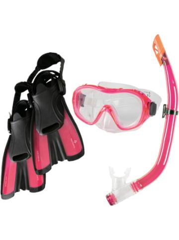 Tecnopro Tauchset ST5 3 Kids, pink