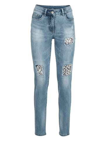 AMY VERMONT Jeans in Blue bleached