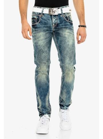 Cipo & Baxx Herren Denim Jeans in Standard