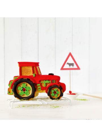Birkmann 3D-Vollbackform Kalle der Traktor