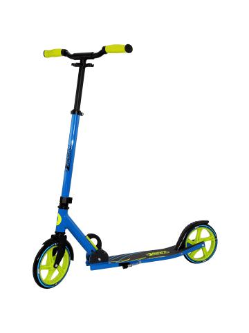 Best Sporting Scooter in Blau/Grün - ab 8 Jahren