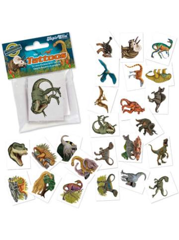 TapirElla Mini-Tattoos T-Rex, 24 Stück