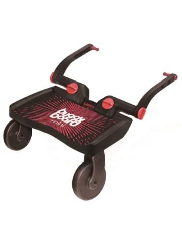 Lascal BuggyBoard Mini mit Universal Kupplung, rot