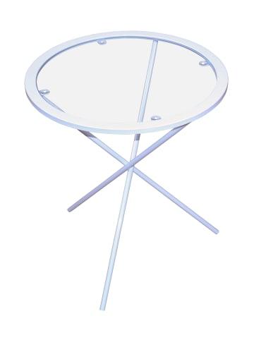 Möbel-direkt Beistelltisch Petra in weiß