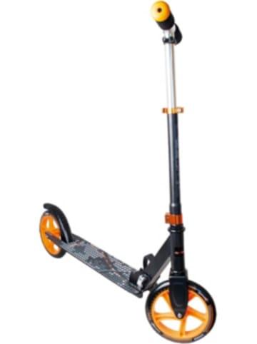 Muuwmi Aluminium Scooter 200, schwarz/orange