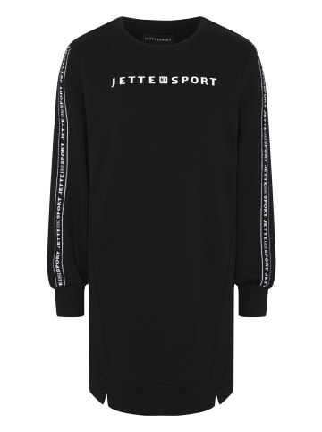 Jette Sport Kleid in 19-3911 Deep Black