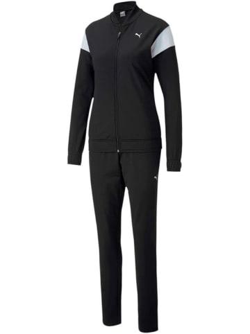 Puma Trainingsanzug Classic Jersey in Schwarz